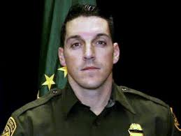 "Brian Terry killed by a ""Fast and Furious"" gun supplied to the drug cartels by the Obama administration."