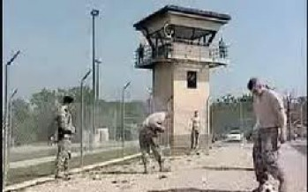 FEMA Camp Mass Incarceration Is A Goal of the Ebola Crisis
