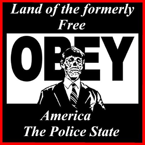 Obey They Live