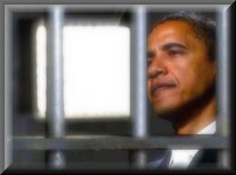 obama behind bars