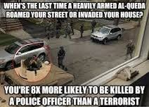 dhs more likely to be killed by a terrorist