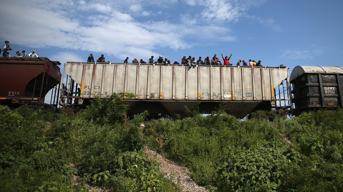 "These children may be boarding the ""Beast Train"" in Guatemala, but as Jim Stone has demonstrated, these children never make it to central Mexico. Where do these children end up?"