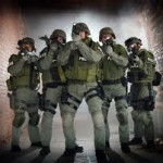 swat team ferguson