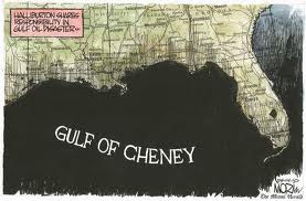 gulf of cheney