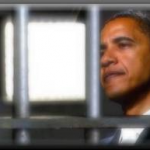obama behind bars