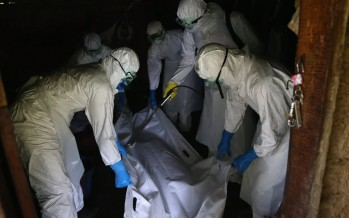 Liberia thinks it needs 84,000 more body bags for the Ebola outbreak