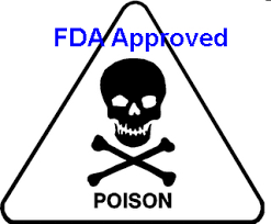 Only Congress has the power to make law.  The FDA just granted itself powers above and beyond Congress