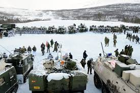 nordpol krigföring