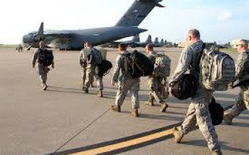 U.S Troops Being Sent to West Africa for Experimentation Purposes