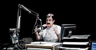 """George Noory presently occupies the """"Captain's Chair"""" of late night radio despite the low ratings."""