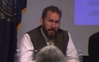 """Video: Co-Author Admits He Helped Write Common Core to End """"White Privilege"""""""