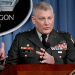 The former commander of AFRICOM who tried to rescue Chris Stevens.