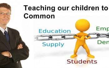 Common Core: Gates & Global Oligarchs Controlling the Future Through Our Children
