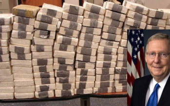 90 Pounds Of Cocaine Found On Cargo Ship Owned By Mitch McConnell's Family