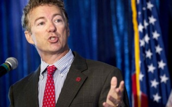 Is Rand Paul Trying to Warn Us of the Coming Internment Camps?