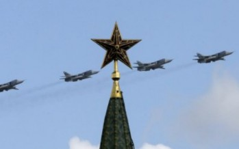 NATO INTERCEPTS MORE RUSSIAN JETS