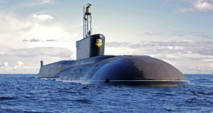 The Russians are increasing the size of their nuclear submarine fleet at the same time we are reducing. These Russian subs are being deployed.