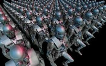 Jade Helm's Killer Robots Will Master America's Human Domain