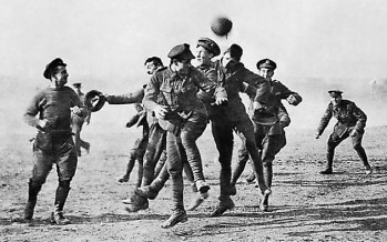 100 Years After the Miracle — Remembering the 1914 Christmas Truce