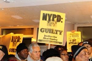 police brutality gurley