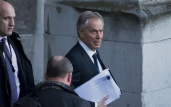 Tony Blair: force is necessary in struggle against radical Islam