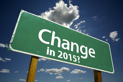 You could be begging for change in 2015