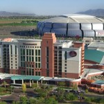 Glendale, Arizona, the home of the 2015 Superbowl.