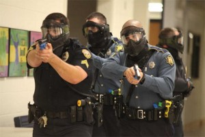 Active Shooter Drill In Scottsdale 7/20/16