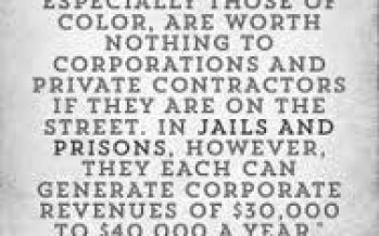 Children Increasingly Comprise the Rapidly Growing Prison Slave Labor Force