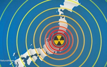 Fukushima radiation spikes 7,000% as contaminated water pours into the ocean