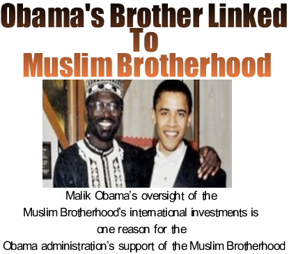 The Muslim Brotherhood Has Taken Over the White House – Dave ...