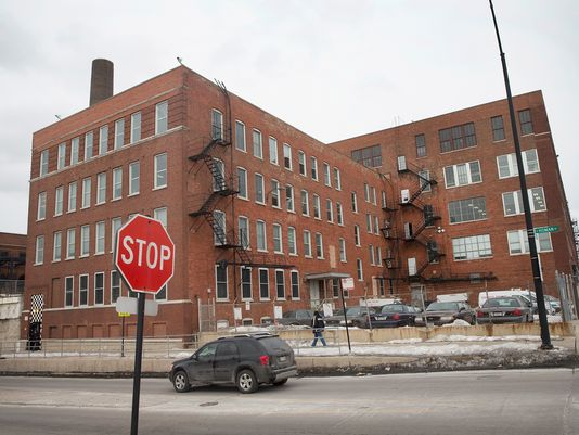 "This is one of the   ""black sites"" where torture of illegal detention of Chicago residents is taking place. These Chicago style black sites are appearing all around the country and they are a part of the Jade Helm 15 operation."