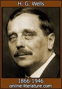 HG Wells, an avowed globalist.