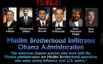 The Muslim Brotherhood Takeover of the Obama Administration
