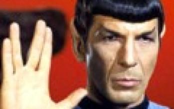 Mr. Spock Lived Long and We All Prospered