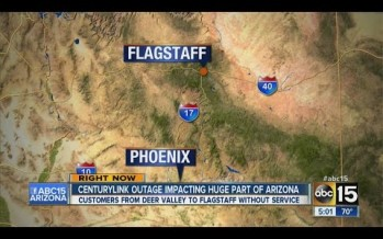 Attack On Arizona's Internet Was the Beta Test for the Implementation of Martial Law