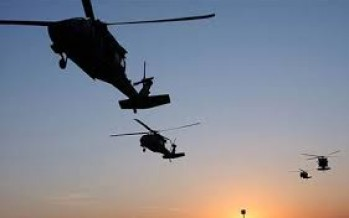 "Black Helicopters Rehearse Transporting ""American Enemy Combatants"" to Jade Helm 15 ""Black Sites"""