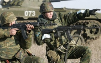 Russian Spetsnaz Starting Fires in Washington and Moving Heavy Armor In the Smoky Mountains