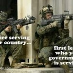 serving the country