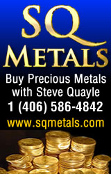 A safe place to purchase your gold and silver. Dave Hodges is a satisfied customer. Minimum order is $500. Act now, silver is becoming very scarce and very valuable.