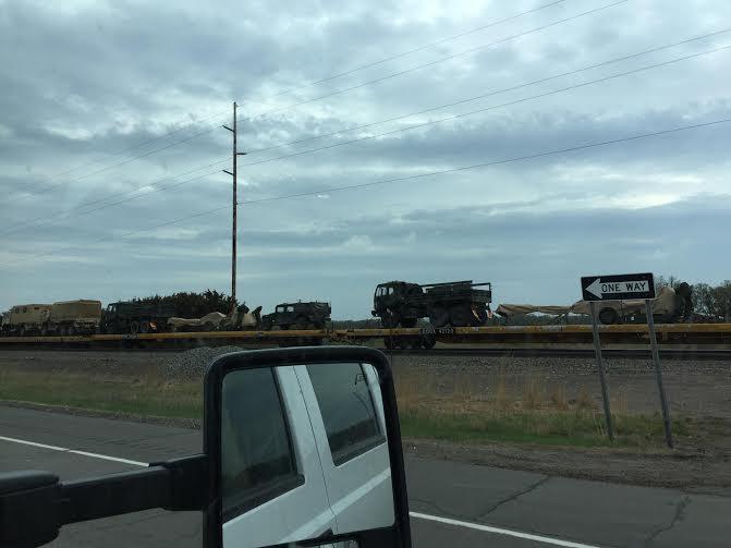minnesota military train