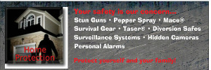 Urban Survival Security Products