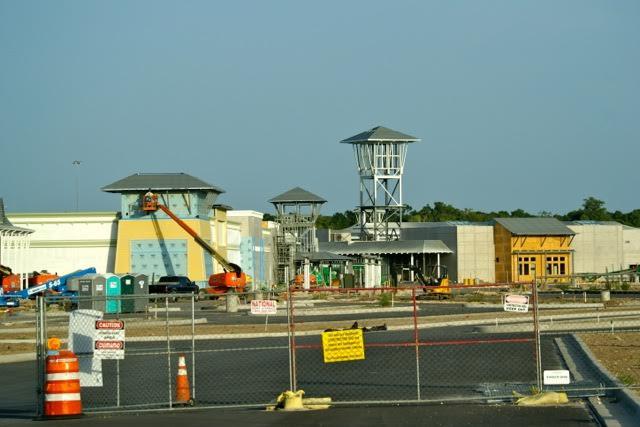 """FEMA"" mall in Tampa."