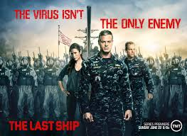 The crew of the Last Ship.