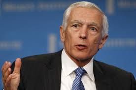 Retired General, Wesley Clark.