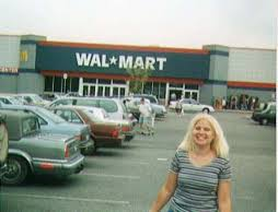 A Walmart Supercenter in a rural town which has a population of 4,522 and it is 15 miles from Birmingham.