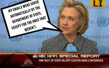This Is What Clinton Is Hiding In Her Emails