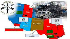 Do you remember these maps which were printed in conjunction with Jade Helm's rehearsal of dissident extraction?