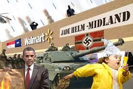 jh midland walmart nazis