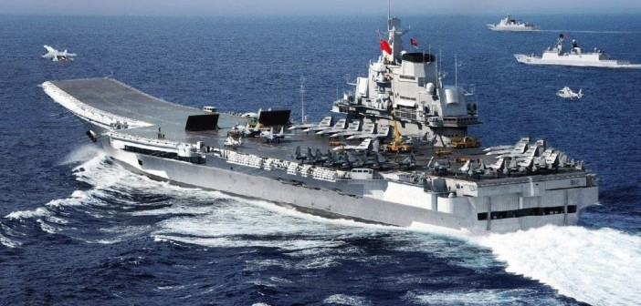 China-CV-16-Liaoning-aircraft-carrier